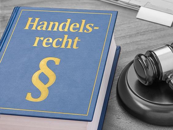 Handelsrecht mit Rechtsanwalt Kulzer
